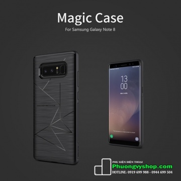 Ốp dẻo chống shock Nillkin Magic Case cho Galaxy Note 8